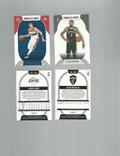2020-21 Hoops - Rookies - Base Vets - Complete Your Set