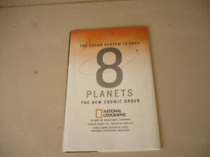"""Magazine-Map-Wall Chart-Poster-PLANETS-Solar System-31"""" x 20"""""""