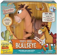 NEW TOY STORY SIGNATURE COLLECTION WOODY'S HORSE BULLSEYE