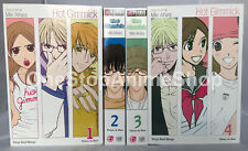 Hot Gimmick VizBig manga volumes 1-4 english paperback new