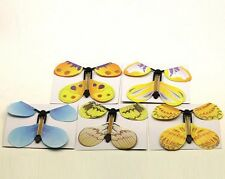 5x Transform Flying Butterfly Cocoon into a Butterfly Trick Prop Magic Toy GUK