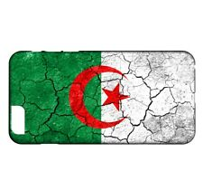 Coque iPhone PLUS 8+ Drapeau ALGERIE 03