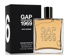 Gap Established 1969 Man 100mL EDT Spray Authentic Perfume for Men COD PayPal