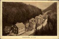 Friedrichroda Thüringen ~1920/30 Partie Der Grund Verlag Krautwurst ungelaufen