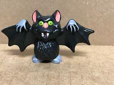 1986 Hallmark Heartline - Black Bat - Halloween Howlers