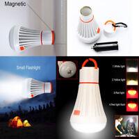 6LED + 3W Portable Camping Tent Light Torch Lantern Flashlight Hanging Lamp Grea