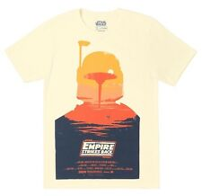 Star Wars: The Empire Strikes Back Boba Fett - T-Shirt - Adult S - Cla special!