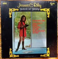 """JEANNIE C. RILEY """"Yearbooks And Yesterdays"""" USED 1969 Plantation LP VG+/VG+"""
