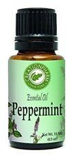 Creation Pharm Peppermint Essential Oil 100% Pure Mentha piperita 15 ml - Aceite