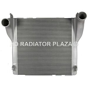 "Charge Air Cooler For Kenworth 08-13 T660 W900 39 3/16"" x 25 9/16"" Core ISM ISX"