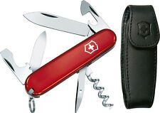 New Victorinox Swiss Army Style Knife Spartan with Pouch VN53251