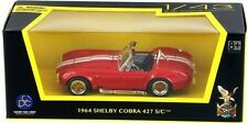 New In Box Road Signature 1/43 Scale Diecast  1964 Shelby Cobra  427 S/C