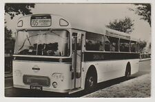 Kent postcard - The No. 705 Green Lane Bus, Sevenoaks - Reg CUV 59C - RP