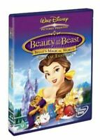 BEAUTY AND THE BEAST BELLE'S MAGICAL WORLD SPECIAL EDITION WALT DISNEY DVD L NEW