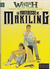 BD  Largo Winch - N°7 -  La forteresse de Makiling  - E.O - 1996 - TBE - Francq