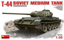 Miniart 1/35 T-44 tanque medio soviético # 35193 @