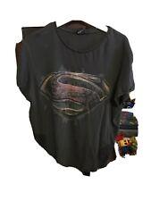 Superman T-shirt xl