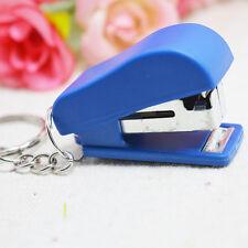 2Pcs/set Cute Mini Small Portable Stapler Office Staple Student Staple Machine