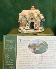 Lilliput Lane House - Snowflake