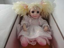 Marie Osmond Sunshine & Happiness Tiny Tot W Rag Doll Fine Collectibles C104039