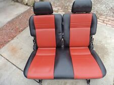 99-01 ISUZU VEHICROSS RICARO  REAR/ BACK SEAT OEM