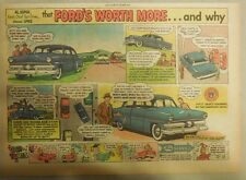 "Ford  Ad: ""that Ford's Worth More... and why""  from 1940's"
