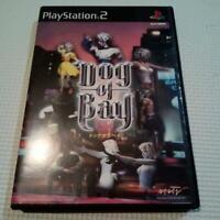 USED PS2 PlayStation 2 DOG OF BAY (language/Japanese)
