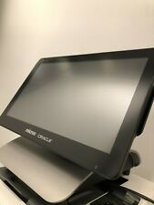 Oracle Micros Workstation 6 Terminal 7321805 (610) Plus Printer and Cash Drawer