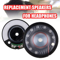 2pcs 32 ohm Replacement Speaker Part For QuietComfort QC25 Driver Headphone