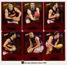 2014 Select AFL Champions Gold Foil Parallel Card Team Set Adelaide (12)