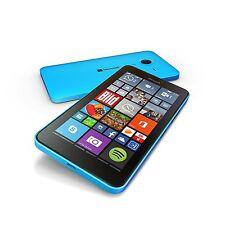 """Microsoft Lumia 640 XL LTE Dual SIM Blau, Win8, 5,7""""HD LCD Display, 8GB,3000 mAh"""