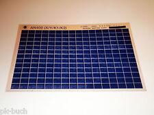 Microfiche Catalogo Ricambi Suzuki a 400 Stand 06/2001