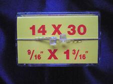 Horolovar 14x30 Mainspring 4 Kundo Miniature 400 Day Anniversary Clock + Instruc