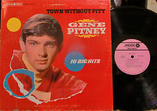 Gene Pitney Town Without Pity, 10  Big Hits; 1969 Music Disc, Pink Label; RE