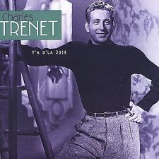 NEW CHARLES TRENET: Il Y'a D'la Joie (Audio CD)
