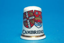 Cambridge Coats of Arms China Thimble B/126