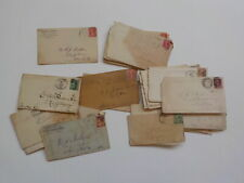 32 Antique Letters 1800s Kutztown Pennsylvania PA Covers Stamps Papers Old VTG