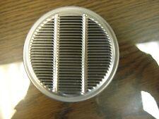 2 Inch Round Rls Aluminum Air Vents - 25 Pack