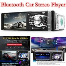 "4.1"" Car Bluetooth In-Dash Radio Stereo Head Unit Player MP5 /MP3/USB/AUX-IN/FM"