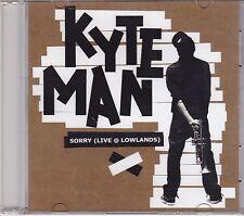 Kyte Man-Sorry Promo cd single