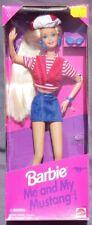 barbie ME AND MY MUSTANG Tenue marinière voiture chapeau été 1994 Mattel 13744