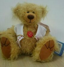 Teddy Hermann. Limited Edition bear Angelo. New with tags / SALE