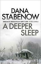 A Deeper Sleep by Dana Stabenow (Paperback, 2014) New Book