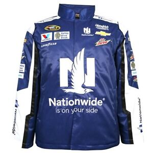 Dale Earnhardt Jr  Nationwide Uniform Jacket by Chase Authentic's - Medium