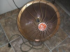 Rare GE Copper Light