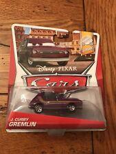 Mattel Disney Pixar Cars J. CURBY GREMLIN Lemons Car 1:55 Scale Rare