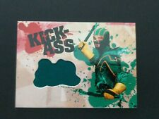 Kick-Ass Movie Trading Cards Kick-Ass Costume Relic Card Actor Worn Wardrobe