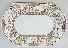 "Antique Ridgways 'Lichfield'  Royal Semi Porcelain 15.5"" platter - Circa 1888"