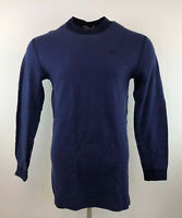 Vintage Helly Hansen Bodywear Long Sleeve Top Mens XL Blue Polypropylene Wool