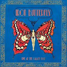 IRON BUTTERFLY - LIVE AT GALAXY 1967  VINYL LP NEW!